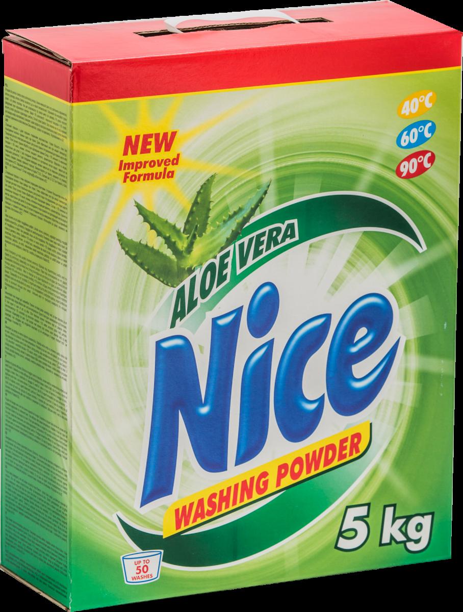 Washing Powder Nice Aloe Vera E U D Group