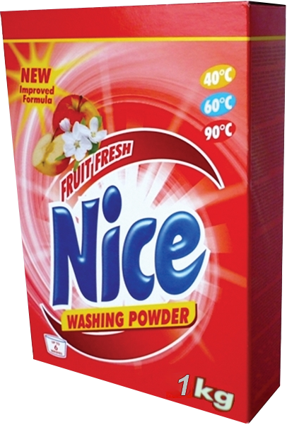 Washing Powder Nice Fruit Fresh E U D Group