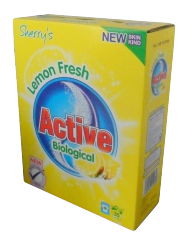 Washing powder Active Lemon fresh