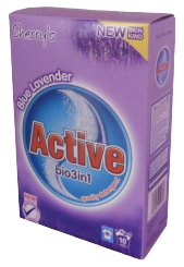 Washing powder Active Lavender