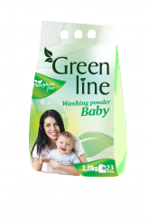 Washing powder Greenline baby