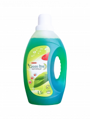 Washing gel Greenline Gentle