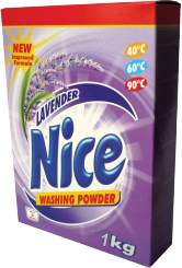 Washing powders Nice Lavender