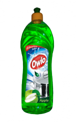 Dishwash liquid Owio Apple