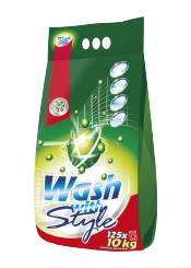 Washing powder Wash with style