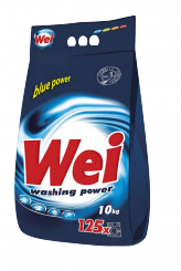 Washing powder Wei blue