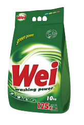 Washing powder Wei Green